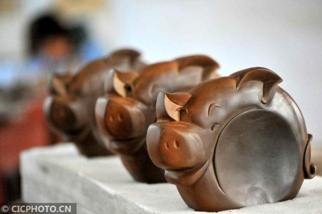 山西绛州:生肖猪砚迎新年 第4张