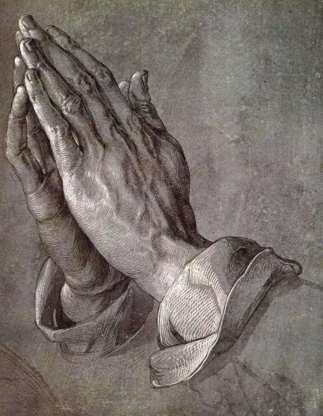 绘画世界中最有名的手,解读13幅名画中的手及精讲解析
