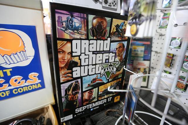 GTA5大更新之後,GTA6的發售難道遙遙無期瞭嗎?