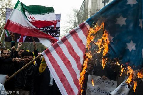 """美国极限施压 能把伊朗""""逼回""""谈判桌吗?"""