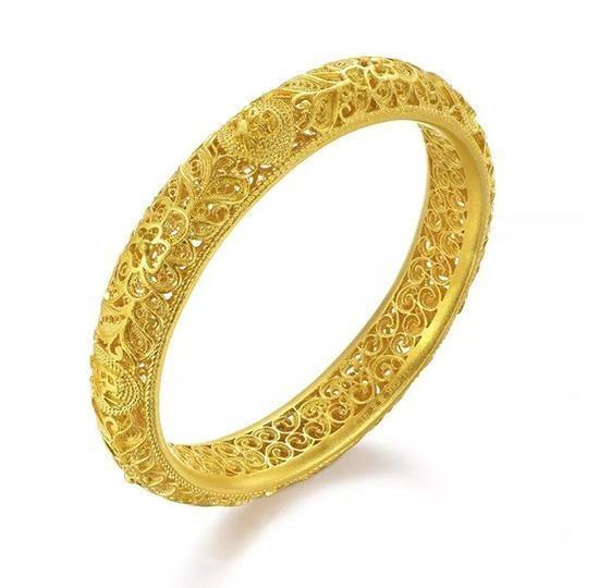 古法黄金首饰正当流行,和古代有啥关系?不懂可别瞎猜呢!