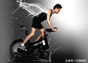 动感单车如何站姿骑行?动感单车的正确站立骑