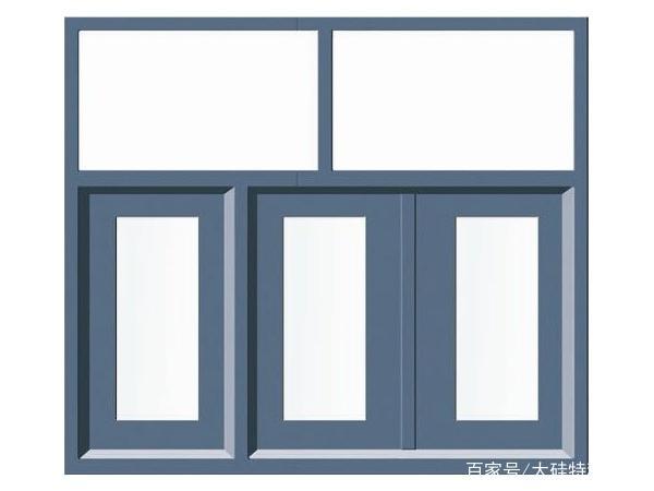 防火玻璃门窗两者用于同一防火分区注意要点