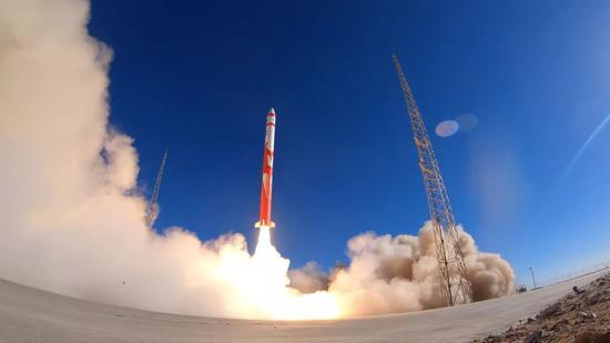中国首枚民营运载火箭发射遭遇失败 公司发声明