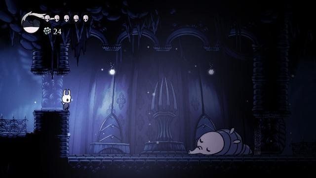 空洞骑士评测:与君一起探索地下城的奥秘图9