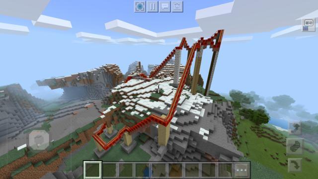 我的世界萌新怎么建过山车? 最简单的过山车建造步骤解析!