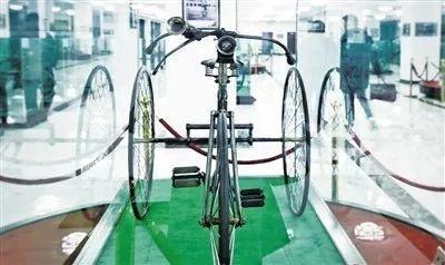 快去这里,看世界各国珍稀单车