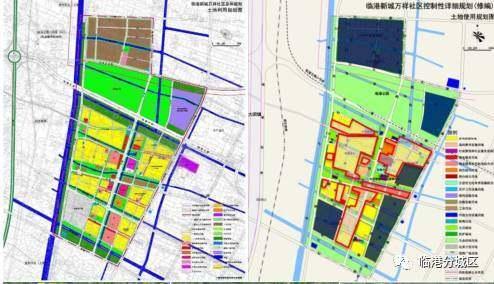 临港四大分城区之万祥分城区规划解读