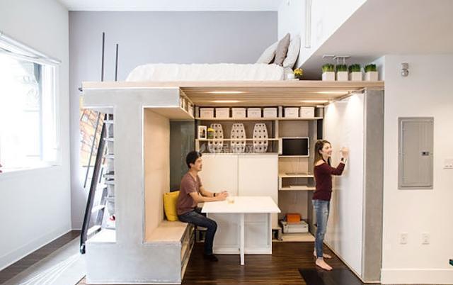 出租房简易装修技巧 房子可以租 但生活不是!