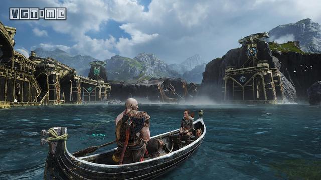 《战神》里划船好玩吗?来看看它是怎么做出来的吧