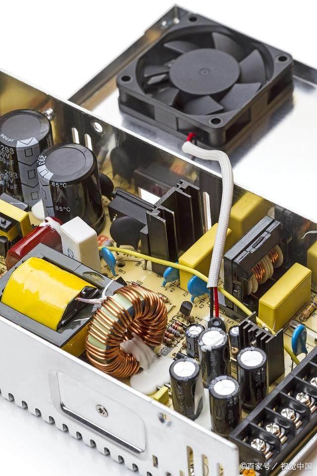 开关电源设计基础:开关电源常用元器件类型以及主要功能