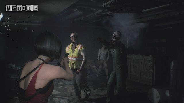 传闻:《生化危机2 重制版》中玩家可以操作雪莉与艾达王