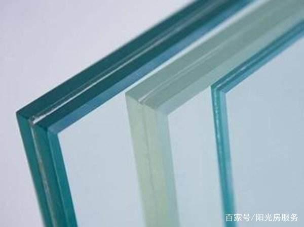 三种最常用的阳光房玻璃选材,中空玻璃功能最多,夹胶玻璃最安全