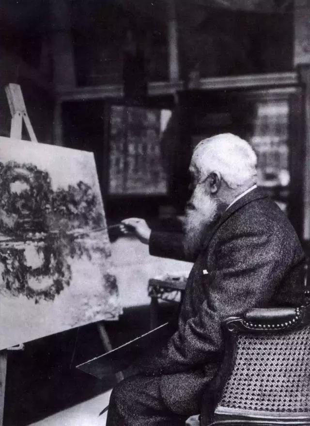 莫奈一生最出名的17张名画
