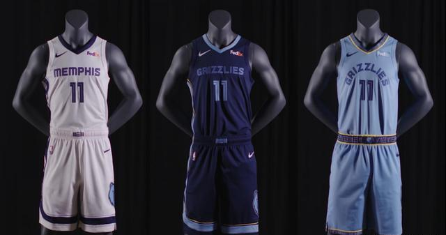 18-19赛季NBA各队球衣又有了不少变化,球迷们