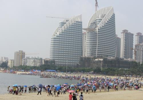 湛江人口最多的四个县区:第一名是廉江