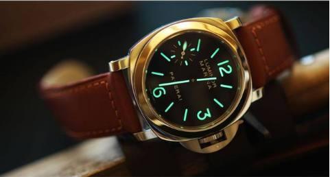 硬汉的手表——三款经典沛纳海手表推荐插图