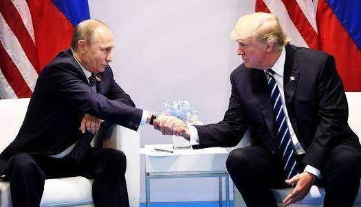 普京驱逐美国外交官 特朗普居然说出这一番话