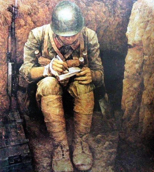 「親愛的,念念念」:八路軍犧牲最高將領柔情家書動人心