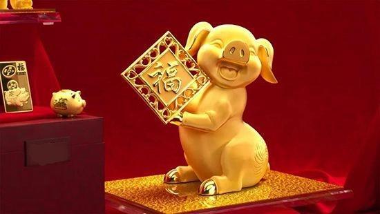 春节前掀起黄金投资热 生肖黄金制品受热捧