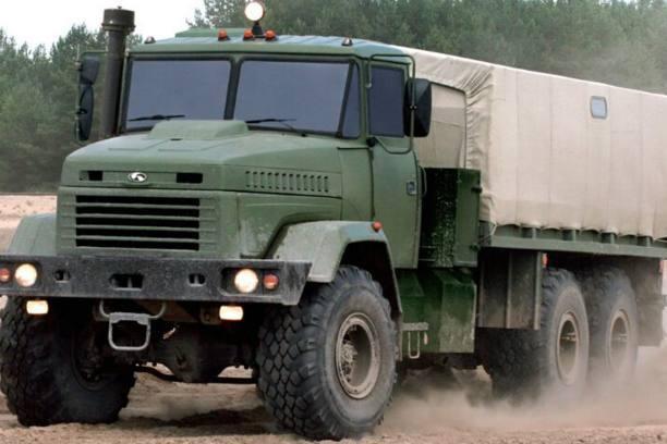 回复:乌克兰建立新型军用卡车组装线 全用中国发动机