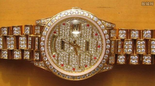 劳力士满天星价格多少劳力士手表可不可以保值