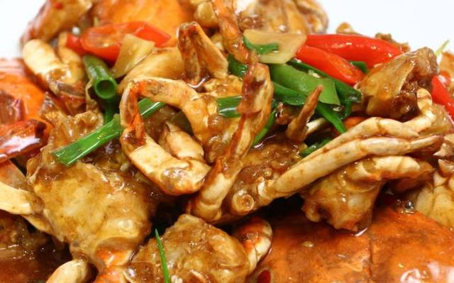 不要只会梭子蟹炒年糕,原来还有这么多好吃的做法,看了流口水!