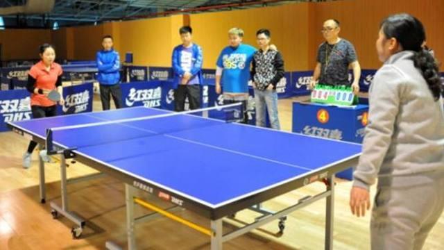 淺談:乒乓球比賽中心理戰術的運用