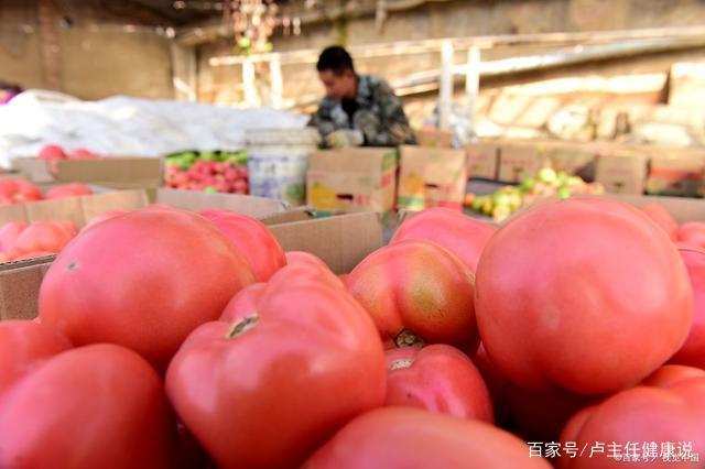 """西紅柿和它搭配被稱為美白界的""""扛把子"""",女人們要知曉"""