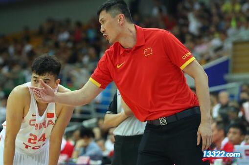 正视频直播男篮亚洲杯:中国PK菲律宾 郭艾伦能