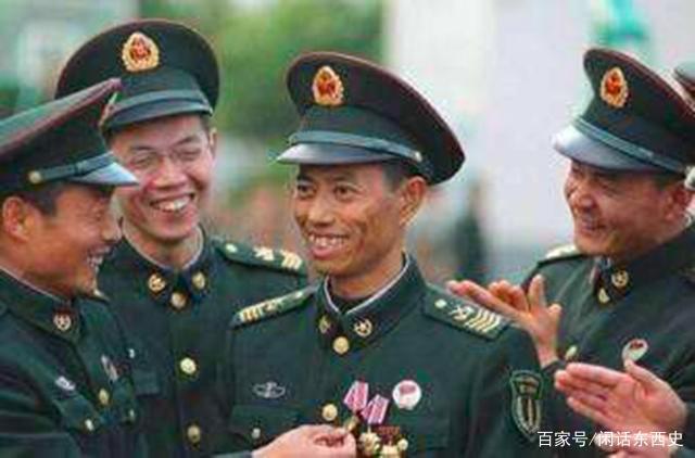 一级军士长什么级别?中国一级军士长是如何养成的? 网络快讯 第4张