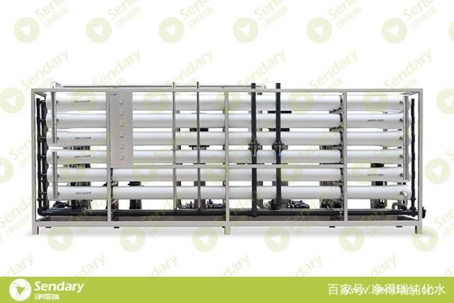 工业纯水处理设备运行维护保养方式