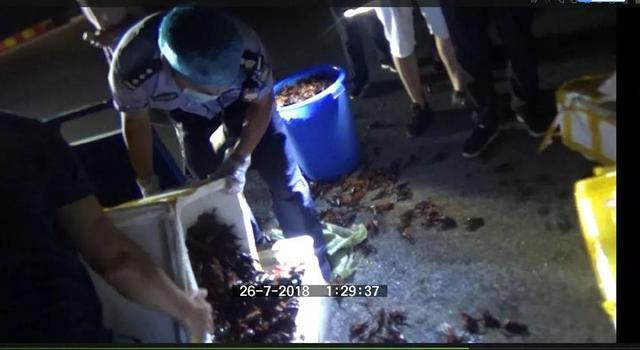 湖州天价小龙虾:交易暗语10斤龙虾代表1克冰毒