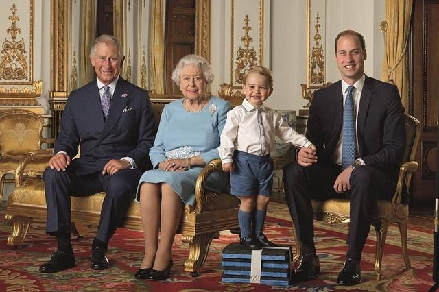 解密英国王室继承顺位,爱德华王子不断下降