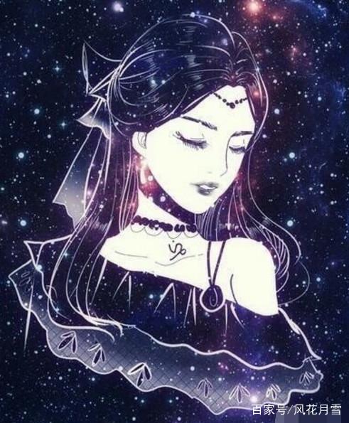 十二星座专属唯美星空壁纸,狮子座妩媚,双子座