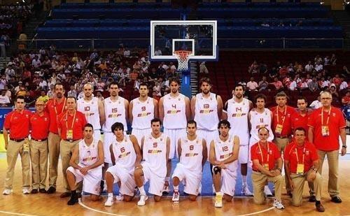 08年奥运会男篮VS西班牙,最后时刻,篮管中心为