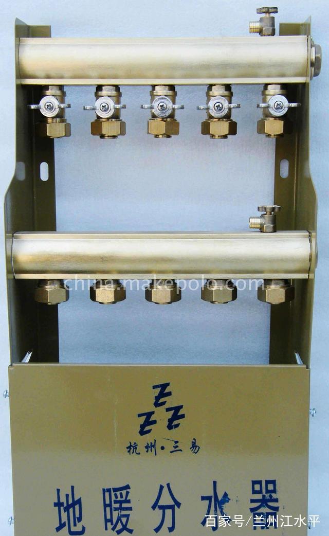 地暖分水器选择不当后患无穷,一不小心家里秒变水塘