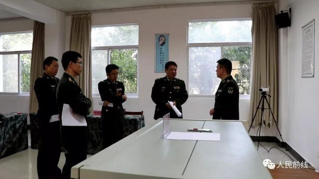 东部战区陆军文职人员招考面试(图22)
