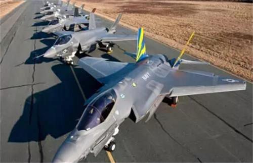 美军超百架F-35部署西太 中国有法宝应对