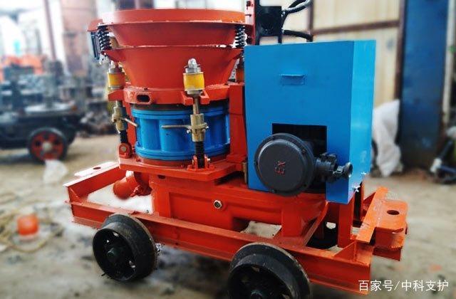 PZ系列混凝土喷浆机是喷浆支护设备