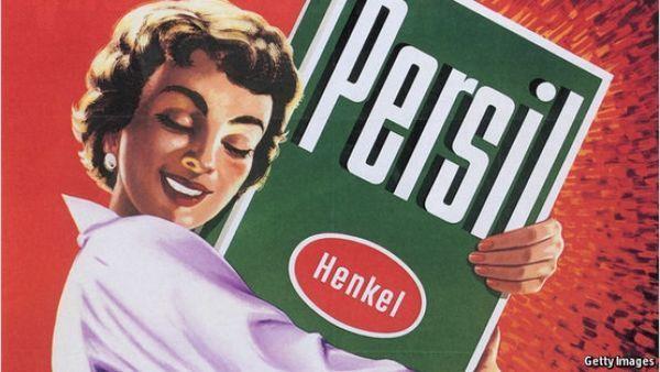 消费产品:男性与女性的护肤品