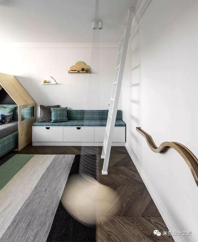 【现代】现代公寓这样的设计太牛了!-第21张图片-赵波设计师_云南昆明室内设计师_黑色四叶草博客