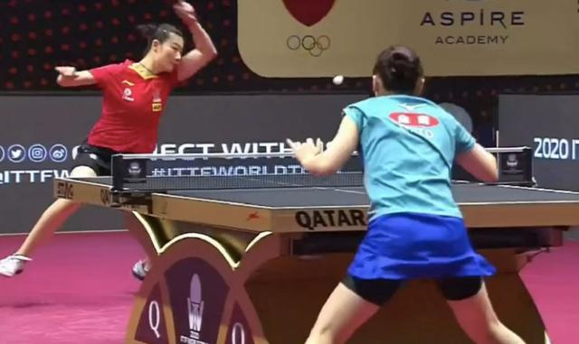不敢相信,居然是零分:是的,这不是男足,是中国乒乓球