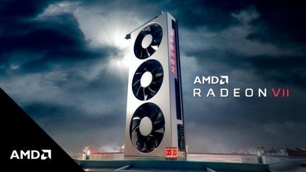 真龙到来 AMD发布7nm CPU和GPU AMD 第9张