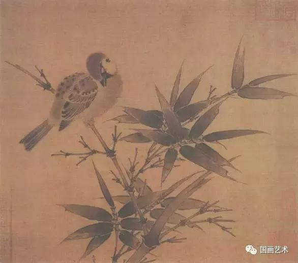 花鳥畫圖文教程:花鳥小品的各種畫法,花鳥畫基本技法分解