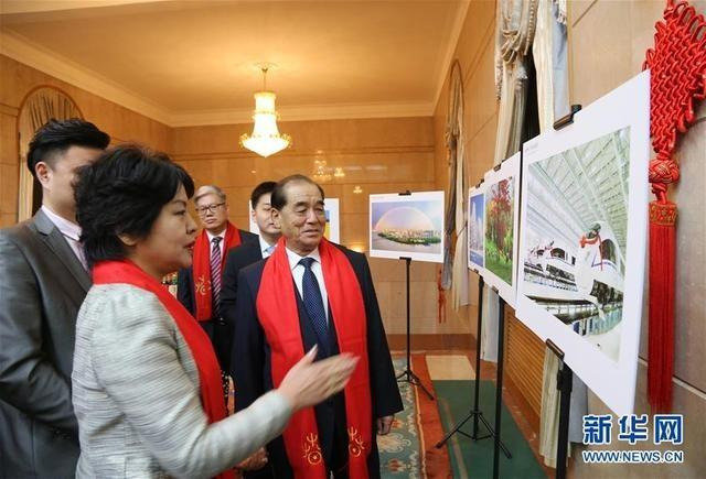 朝鲜总理前来中国大使馆共庆元宵节手游无限元宝服9999999