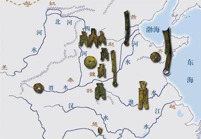 战国七雄中垫底的燕国和韩国哪个更强一些