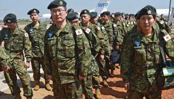 日本将向西奈半岛派遣陆上自卫队监视埃以停战