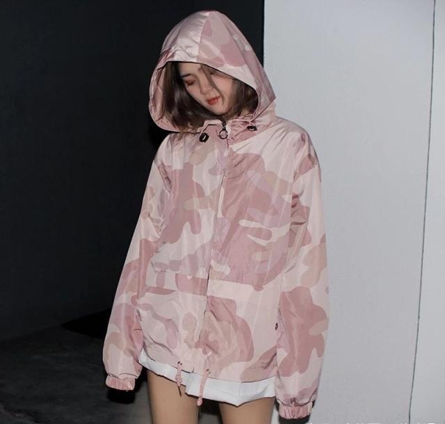 街頭風格外套,女孩子也可以這麼帥