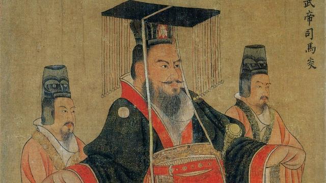 唐代传世经典名画欣赏(97幅高清图片)